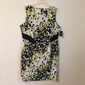 Ronni Nicole Plus Sleeveless Dress